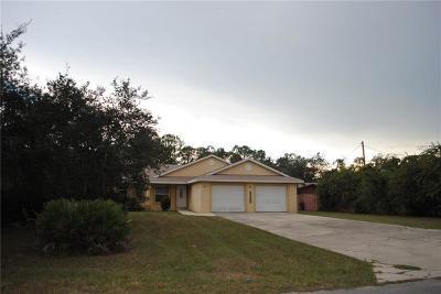 Leesburg Single Family Home For Sale: 11742 Layton Street