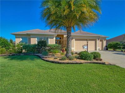 The Villages Single Family Home For Sale: 2112 Isleworth Circle