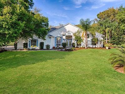 Lady Lake Single Family Home For Sale: 5445 Saddleback Court
