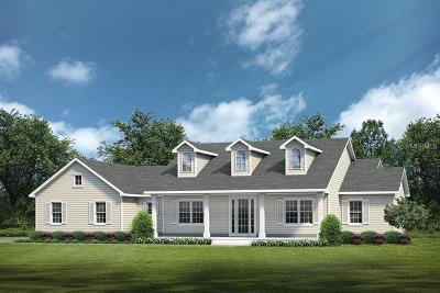 Single Family Home For Sale: Lot Washington Street