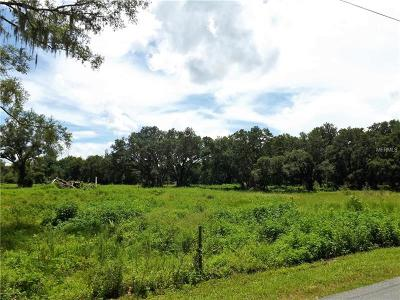 Wildwood Residential Lots & Land For Sale: 702 Clay Drain Road