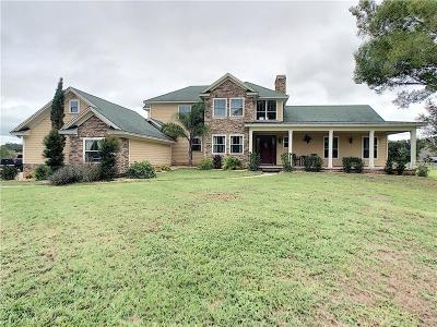 Lake County, Sumter County Single Family Home For Sale: 6408 SE 100th Avenue