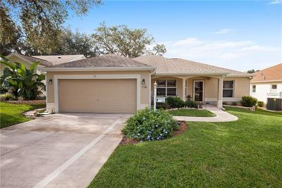 The Villages Single Family Home For Sale: 116 Chula Vista Avenue