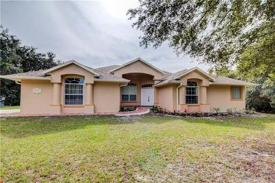 Deltona Single Family Home For Sale: 1855 S Lehigh Drive