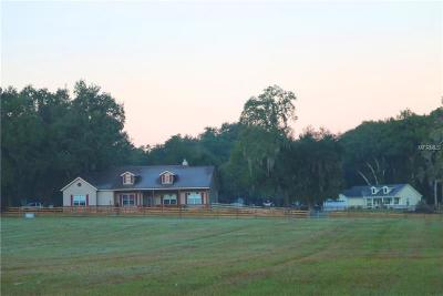 Summerfield Single Family Home For Sale: 14200 S Highway 475