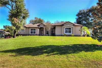 Yalaha Single Family Home For Sale: 27432 Hammock View Court