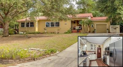 Eustis Single Family Home For Sale: 1047 Lake Gracie Drive