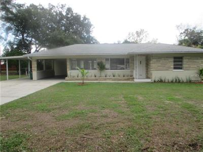 Mount Dora Single Family Home For Sale: 1022 E 3rd Avenue