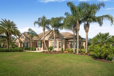 The Villages Single Family Home For Sale: 695 Evans Way