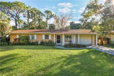 Eustis Single Family Home For Sale: 923 N Grove Street