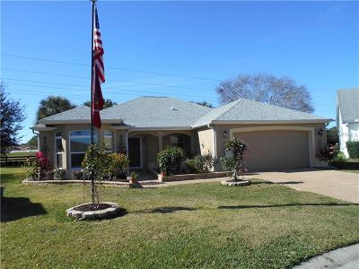 The Villages Single Family Home For Sale: 962 Luna Lane