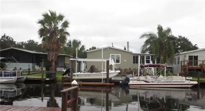 Homosassa Mobile/Manufactured For Sale: 11589 W Clearwater Court