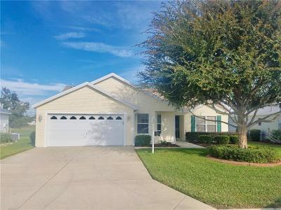 The Villages Single Family Home For Sale: 3253 Richmond Drive