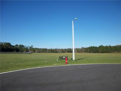Eustis Residential Lots & Land For Sale: # Tbd Cobb Drive