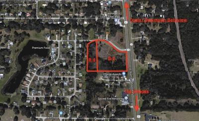 Marion County Residential Lots & Land For Sale: S Us Hwy 301
