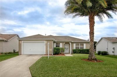 Lake County, Sumter County Single Family Home For Sale: 957 Candler Place