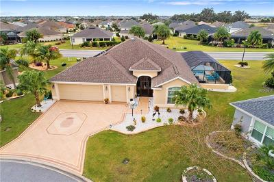 The Villages Single Family Home For Sale: 3155 Amherst Way