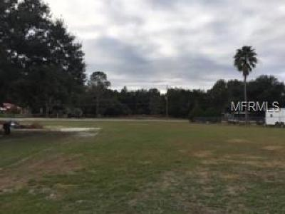 Marion County Residential Lots & Land For Sale: 0 Sunset Harbor Road
