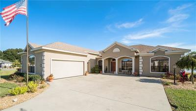 Lake County, Marion County, Sumter County, Orange County, Seminole County Single Family Home For Sale: 17063 SE 110th Court Road