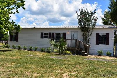 Pinellas County, Pasco County, Hernando County, Hillsborough County, Marion County Mobile/Manufactured For Sale: 16930 SE 272nd Court