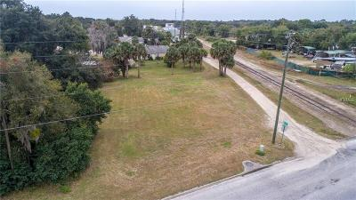 Eustis Residential Lots & Land For Sale: W Woodward Avenue