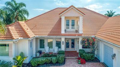 Tavares Single Family Home For Sale: 17642 Sawgrass Run