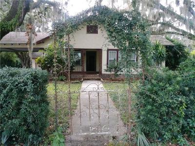 Leesburg Single Family Home For Sale: 1127 Sunshine Avenue