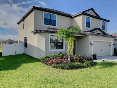 Groveland Single Family Home For Sale: 610 Silverthorn Place