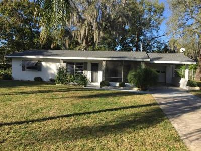 Leesburg Single Family Home For Sale: 1504 Spanish Avenue