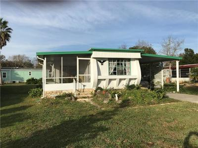 Mount Dora Mobile/Manufactured For Sale: 2577 Brookside Circle