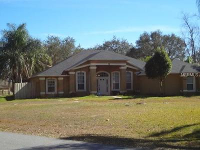 Sorrento Single Family Home For Sale: 32640 Windy Oak Street