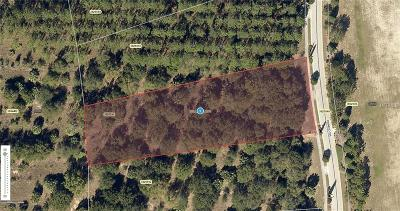 Montverde Residential Lots & Land For Sale: 16808 Vinci Way