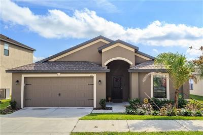 Groveland Single Family Home For Sale: 816 Laurel View Way