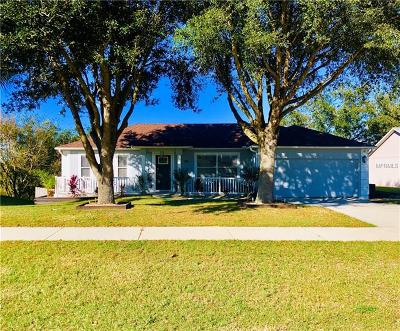 Minneola Single Family Home For Sale: 831 Scenic View Circle