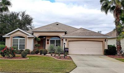 The Villages Single Family Home For Sale: 1093 Nichols Terrace