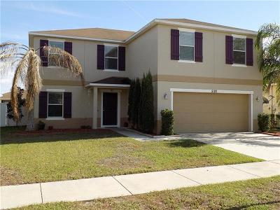 Mount Dora FL Single Family Home For Sale: $279,000