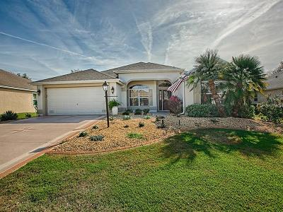 The Villages Single Family Home For Sale: 2477 Maverick Way