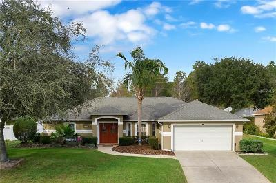Minneola Single Family Home For Sale: 409 Shady Pine Court