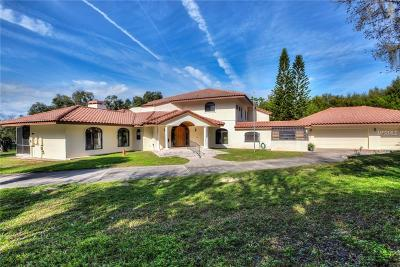 Mount Dora Single Family Home For Sale: 8109 The Meres Drive