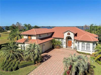 Tavares Single Family Home For Sale: 17651 Sawgrass Run