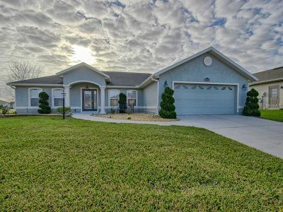 Summerfield Single Family Home For Sale: 10801 SE 171st Street Road