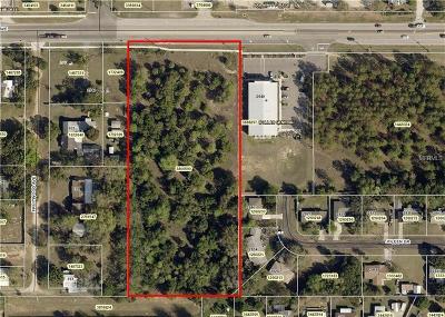 Residential Lots & Land For Sale: E Orange Avenue