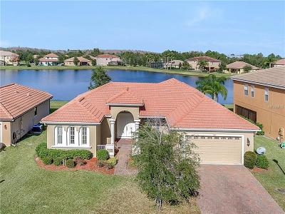 Kissimmee Single Family Home For Sale: 3821 Shoreview Drive