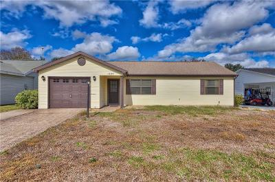 Lady Lake Single Family Home For Sale: 1225 Maria Court