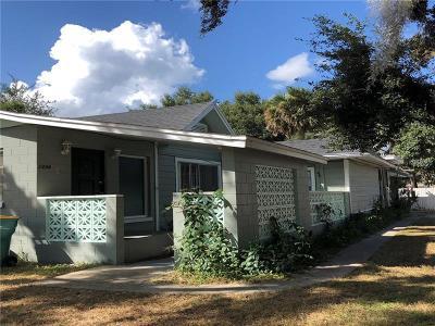 Eustis Single Family Home For Sale: 1204 S Dewey Street