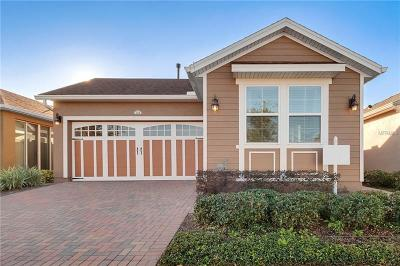 Lake County, Marion County Single Family Home For Sale: 124 Bayou Bend Road