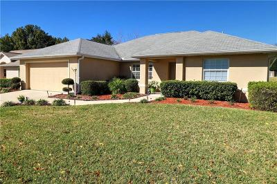 Lake County, Marion County Single Family Home For Sale: 11363 SE 175th Lane