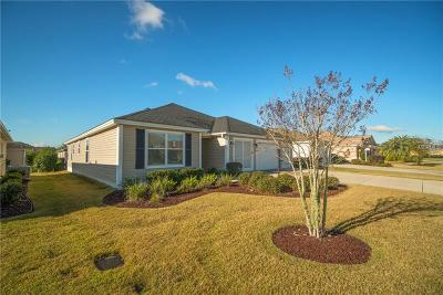 The Villages Single Family Home For Sale: 3556 Wyngate Place