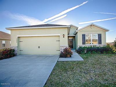 Ocala Single Family Home For Sale: 9086 SW 62nd Terrace Road