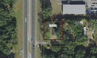 Residential Lots & Land For Sale: 4040 NE 95th Road